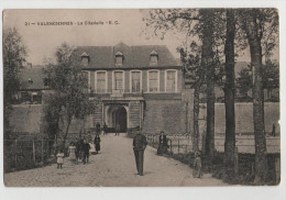 CPA VALENCIENNES - La Citadelle - Nord - (59) - Valenciennes