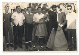 Photo Ricardo   La Carlota   1959     Format  11.8 Cm  X  17.3 Cm - Beroemde Personen