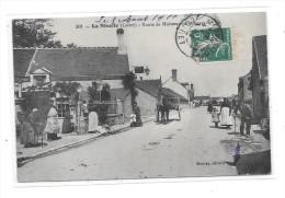 45 - LA NIVELLE : Route De Huisseau Sur Mauves - Autres Communes