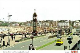 Weymouth. Jubilee Clock And Promenade . - Weymouth
