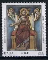 2001 -  Italia - Italy -  Catg. Sass. 2575 - Patrimonio Artistico - Mint - MNH - 6. 1946-.. Republic