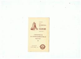 BENEDICTION De La CLOCHE OFFERTE PAR L'UNION - MOTOR DE L'ENTRE SAMBRE ET MEUSE METTET1948 - Santini
