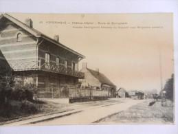 POPERINGHE CHATEAU HOPITAL ROUTE DE RENINGHEIST - Poperinge
