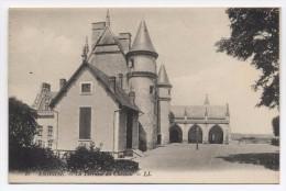 FRANCE ~ Castle Terrace AMBOISE Indre-et-Loire C1920's La Terrasse Du Chateau - Amboise