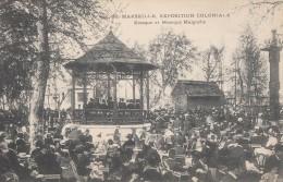 CPA - Marseille - Exposition Coloniale - Kiosque Et Musique Malgache - Colonial Exhibitions 1906 - 1922