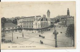 Rouen  La Gare De La Rue Verte - Rouen