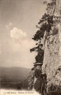 LE SALEVE Gradins Du Feuillet - Alpinisme