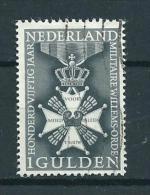 1965 Netherlands Militairy Order Used/gebruikt/oblitere - Gebruikt
