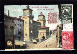 2 POSTCARDS WITH COMPLET SET.