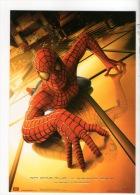 AFFICHE DU FILM . SPIDERMAN - Réf. N°8918 - - Affiches Sur Carte