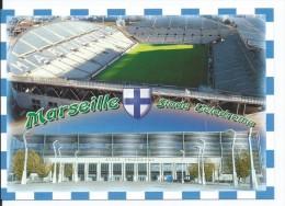 "ESTADIO - STADIUM - STADE - STADION .-  "" VELODROME "" .- MARSEILLE.- ( FRANCIA ) - Fútbol"