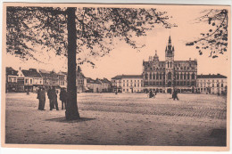 St Niklaas Waas, Grote Markt (pk16995) - Sint-Niklaas