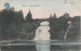 CPA - AK Coo La Cascade Amel Wasserfall Brücke Bei Trois Ponts Lüttich Liege Malmedy Spa Verviers Belgien Belgique - Trois-Ponts