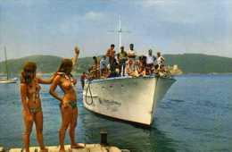 Au Soleil Du Midi Les Joies Du Naturisme, Femmes Seins Nus, Bateau - Nudi Adulti (< 1960)