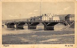 Mv228 Ukraina Ungvar Uzhorod Uj Hid New Bridge - Ukraine