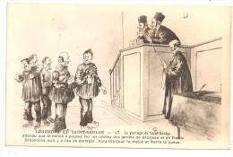 Légendes De Saint-Saulge- N°17--Le Partage (A.6417) - Humour