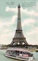 CPA PARIS - TOUR EIFFEL - Tour Eiffel