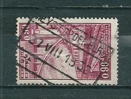 TR 186 Gestempeld HEYST OP DEN BERG - Ferrocarril