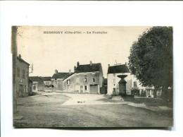 CP - MESSIGNY (21) La Fontaine - Altri Comuni