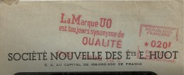 Cuivre, Fonderie, Humour, Jeu, Mot, Meuse, Saint Mihiel, Classe Ouverte- EMA Havas - Enveloppe Entière  (P688bis) - Minerales