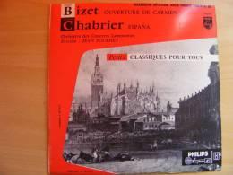BIZET**OUVERTURE DE CARMEN..CHABRIER  ESPANA** - Oper & Operette