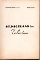 St Nicolaas Van Tolentijn  1946 5de Eeuwfeest  Heilligverklaring   Blz 141 Ook  Uitleg Over Kerken Augustijnen Boek - Histoire