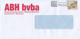 BELGIË - OBP - 2014 - Nr ? - PRIOR - (ABH Bvba) - Maschinenstempel