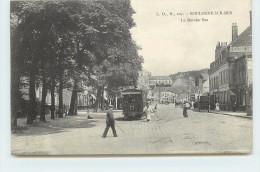 BOULOGNE SUR MER - Le Dernier Sou, Tramway. - Boulogne Sur Mer