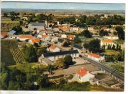 CPM LA BARRE DE MONTS (Vendée) - Vue Générale Aérienne - Francia