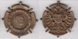 **** SERBIE - MEDAILLE - DECORATION - 1914-1918 PIERRE I **** EN ACHAT IMMEDIAT !!! - Médailles & Décorations