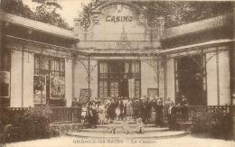GREOUX LES BAINS LE CASINO - Gréoux-les-Bains