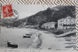 A1 - ALGERIE - PHILIPPEVILLE - STORA - La Plage - Skikda (Philippeville)