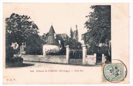 24 CUBJAC LE CHATEAU - Andere Gemeenten
