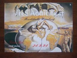 Free Addiction Carte Postale - Advertising