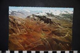 73, EN MONTANT DE VAL D'ISERE AU COL DE L'ISERAN - Val D'Isere