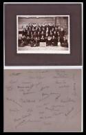 Liceo Statale Carlo Tenca Milano. Fotografia Di Classe IC Anno Scolastico 1934 / 35 Con Firme Al Retro. - Foto