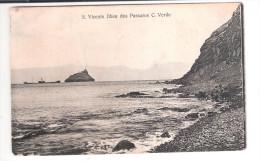 Cape Verde S.Vicente Cabo Verde LLHEU DOS PASSAROS PLAIN BACK POSTCARD - Cape Verde