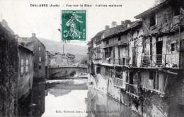 11 - CHALABRE - Vue Sur Le Blau - Vieilles Maisons - Francia