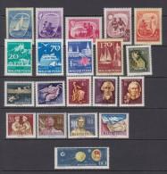 Hungary 1959 - Lot MH * - Hungría