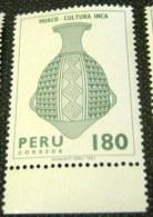 Peru 1982  Indian Ceramics Inca 180s - Mint - Peru