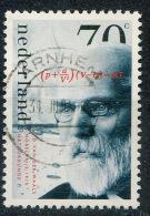 Netherlands 1993 Van Der Waals Physics Formula Nobel - Used Stamps