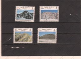 BRITISD ANTARTIC TERRITORY - Geology