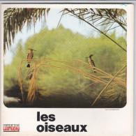 LIVRET COMPLET CHEQUE CHIC LUSTUCRU   - 12 IMAGES LES OISEAUX - Vieux Papiers