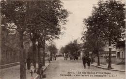 Vesoul : Boulevard De Besançon (Ets C. Lardier, Besançon, CLB N°2249 - Série La Haute-Saône Pittoresque) - Vesoul