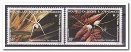 New Caledonie 1984, Postfris MNH, Flowers, Orchids - Nuevos
