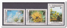 New Caledonie 1983, Postfris MNH, Flowers - Nuevos