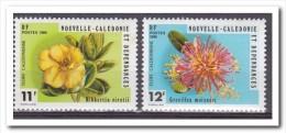 New Caledonie 1980, Postfris MNH, Plants - Nuevos