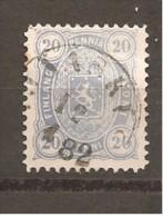 Finlandia-Finland Nº Yvert  16 (usado) (o) - 1856-1917 Russian Government