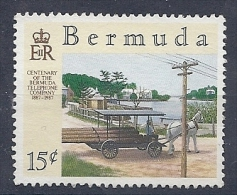 131008690  BERMUDAS  YVERT   Nº  516 - Bermudas