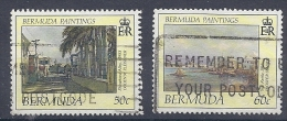 131008691  BERMUDAS  YVERT   Nº  576/7 - Bermudas